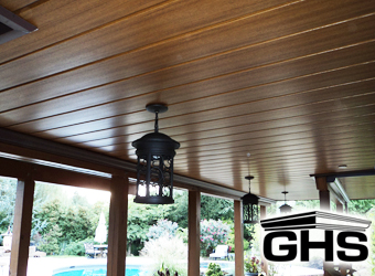Under Deck Ceilings From Gutter And Home Solutions